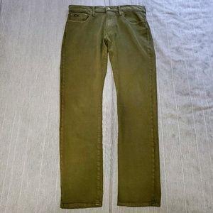 Denim Varick Five-Pocket Jeans